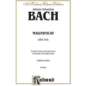 Bach Magnificat V
