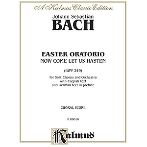 Bach Easter Oratorio Vs