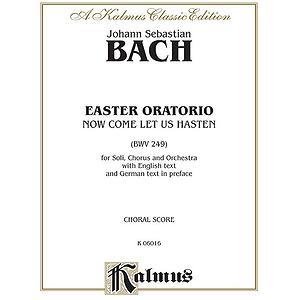 Bach Easter Oratorio Vs