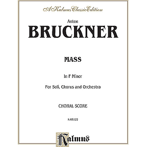 Bruckner Mass In F V