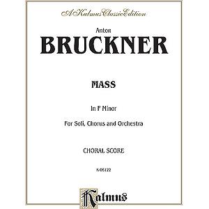 Bruckner Mass In F V