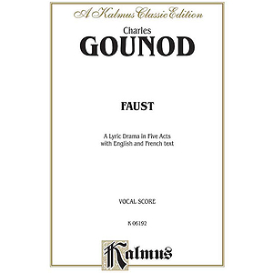 Gounod Faust V
