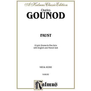 Gounod Faust V