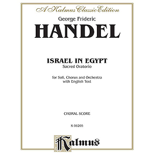 Handel Israel In Egypt Vs
