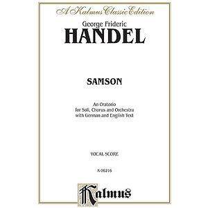 Handel Samson Vs