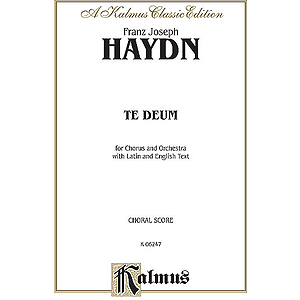 Haydn Te Deum Laudamus Vs