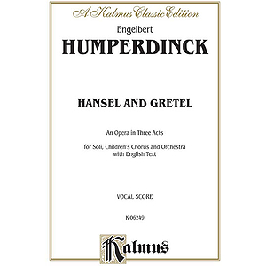 Humperdinck Hansel & Gretel Vs