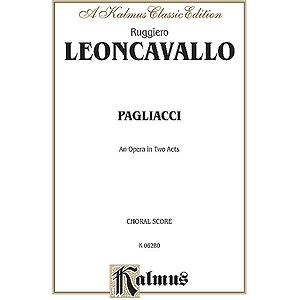 Leoncavallo Pagliacci Chor.pt V
