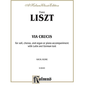 Liszt Via Crucis V