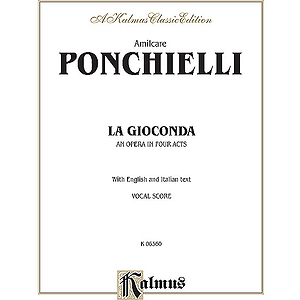 Ponchielli La Gioconda V