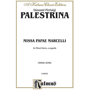 Palestrina Missa Pap.marcelli V