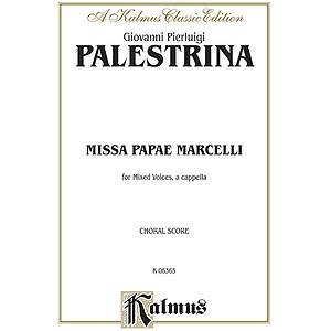 Palestrina Missa Pap.marcelli V