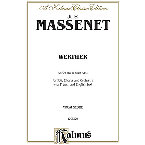 Massenet Werther V