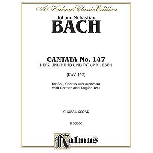 Bach Cantata No. 147 V