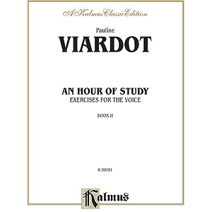 Viardot Hour Of Study BK 2