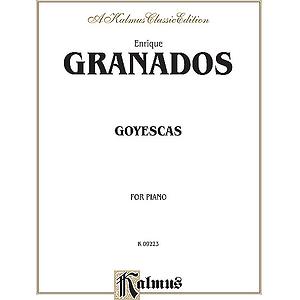 Granados Goyescas