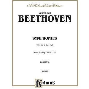 Symphonies Nos. 1-5