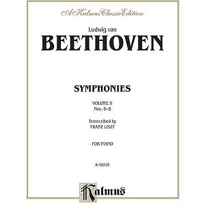 Symphonies Nos. 6-9 (Solo Piano)