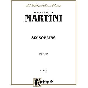 Martini 6 Sonatas