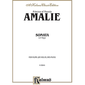 Amalie Princess Of Prussia