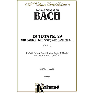 Bach Cantata No. 29