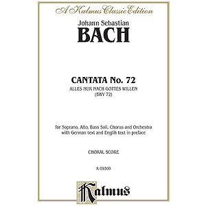 Bach Cantata No. 72