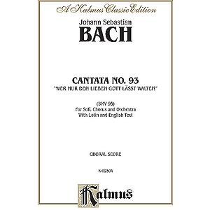 Bach Cantata No. 93