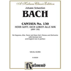 Bach Cantata No. 130
