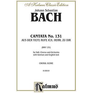 Bach Cantata No. 131