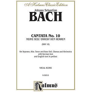 Bach Cantata No. 10