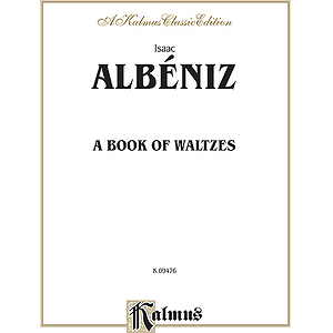 Albeniz  A Book Of Waltzes
