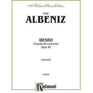 Albeniz Desco (Op.40)
