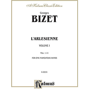 Bizet  L'arlesienne Suites 1 & 2 (Collection)