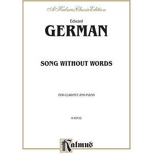 German Song Without Words Clarin