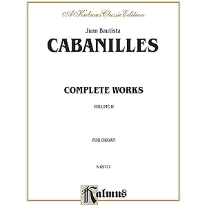 Complete Organ Works  Volume 2
