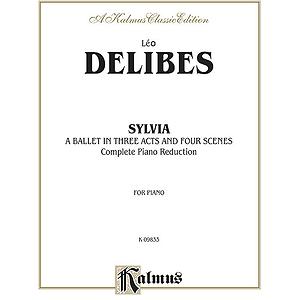Delibes Sylvia Piano Reductio