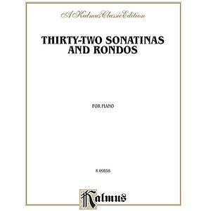 32 Sonatinas & Rondos (Kleinmichel)