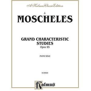 Mocheles Grand Characteristic Op.9