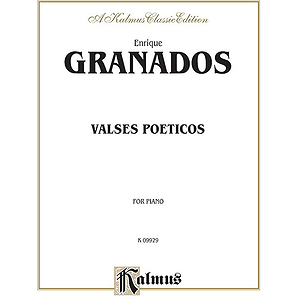 Granados Valses Poeticos