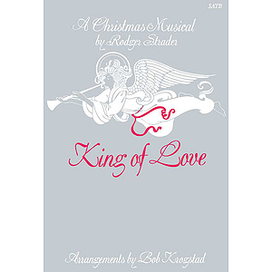King Of Love Satb Book