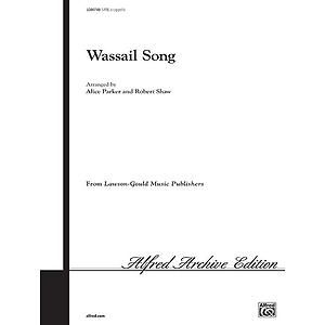 Wassail Song