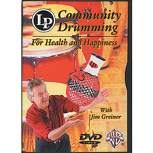 Drumming For Health & Happiness (DVD)