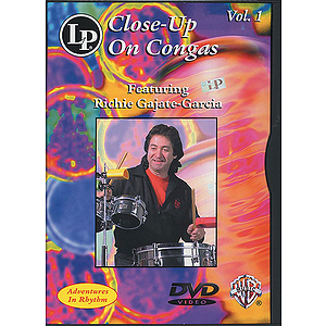 Adv In Rhythm/Close On Conga 1 (DVD)