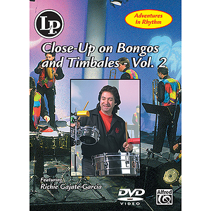 Adv In Rhythm/Close Bongo/Timb 2 (DVD)
