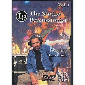 Luis Conte - Studio Percussionist (DVD)