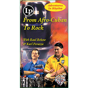 From Afro-Cuban To Rock Video (VHS)
