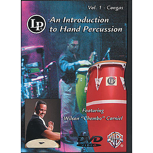 Chembo Intro To Hand Percussion (DVD)