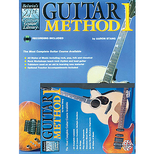 21st Century Guitar Method Level 1 Megapak (Book And Dvd)