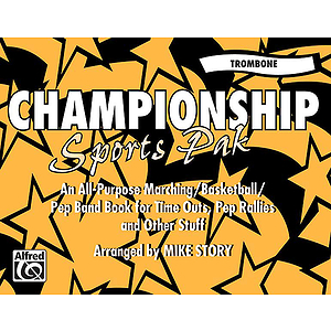 Championship Sports Pak Trombone
