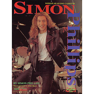 Simon Phillips Play-Along CD Included
